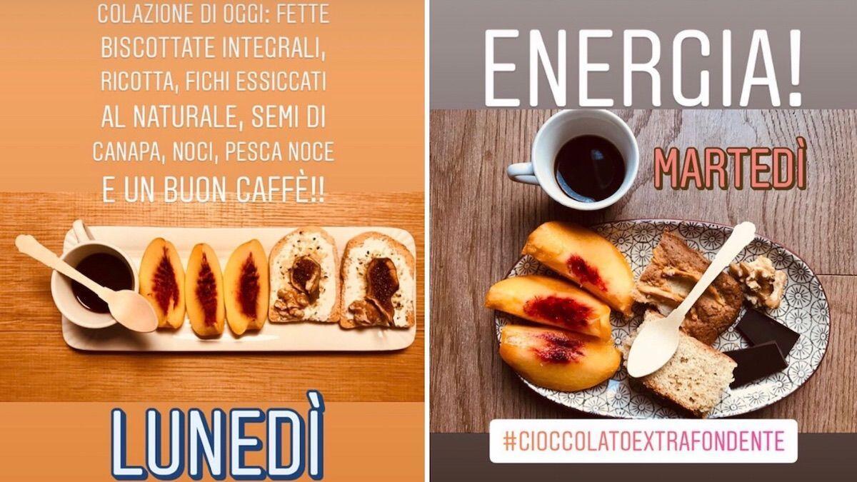 Suggerimenti per una Prima Colazione Sana, uno per ogni giorno della settimana by thewealthyspoon della Nutrizionista Dott.ssa Paola Proietti Cesaretti